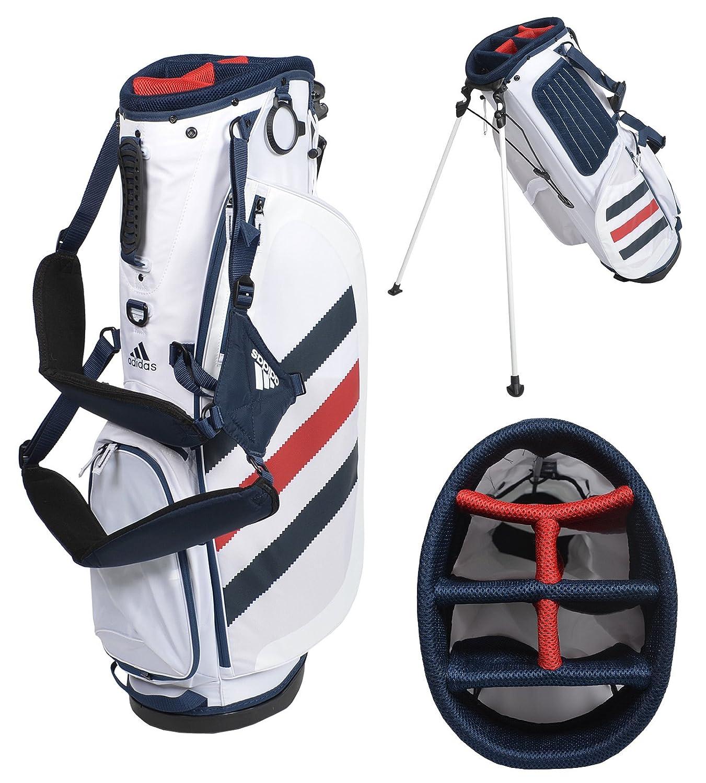 Adidas Samba de Golf Bolsa de Soporte de Golf, Color Blanco ...