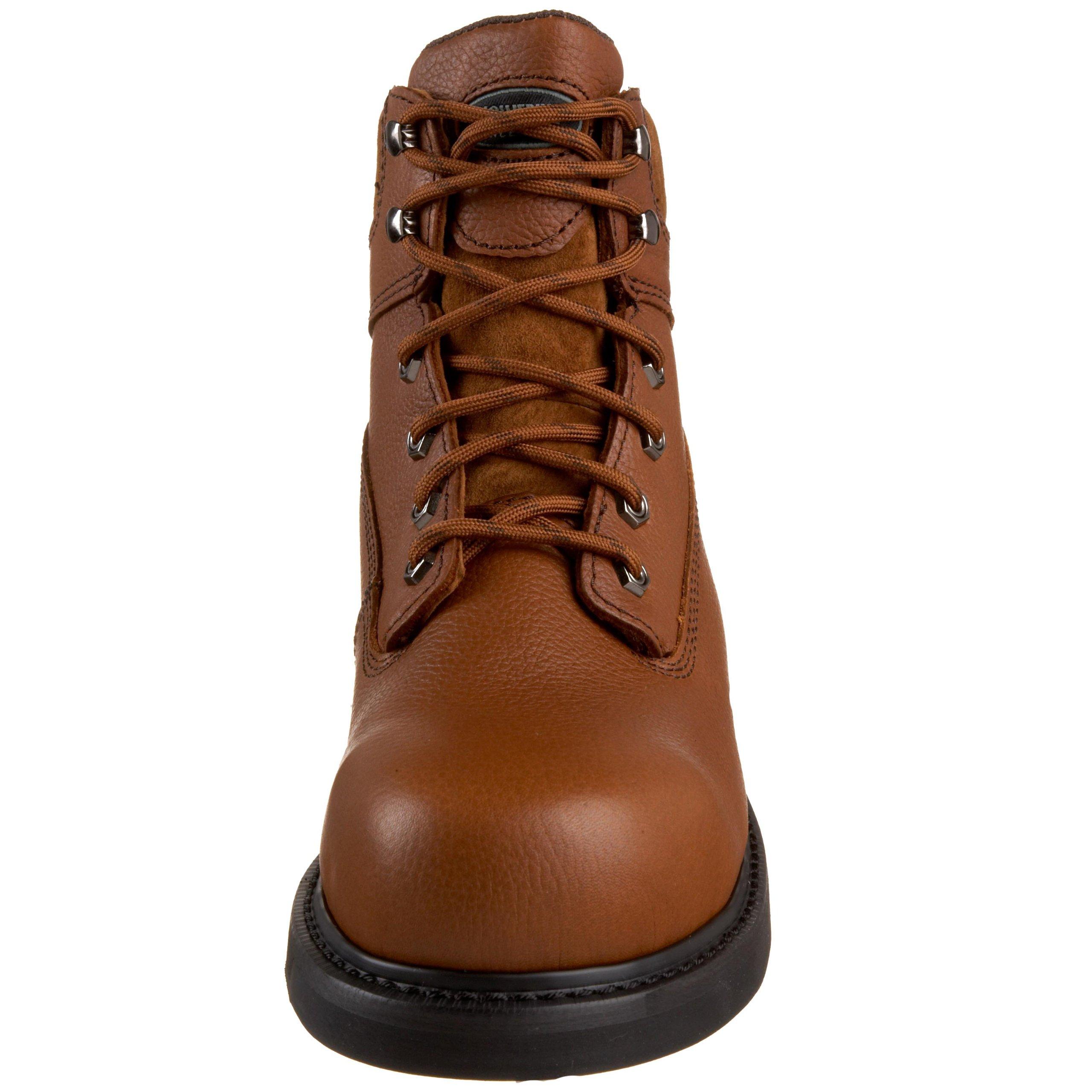 Wolverine Men's W02564 Durashock Boot, Brown, 7 M US by Wolverine (Image #4)