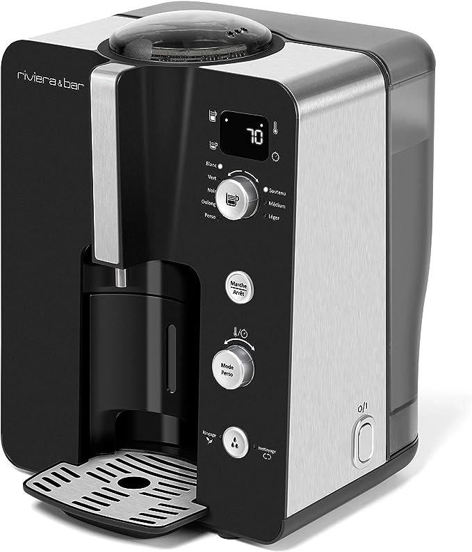 Riviera & Bar BTA740 - Máquina de té automática: Amazon.es: Hogar