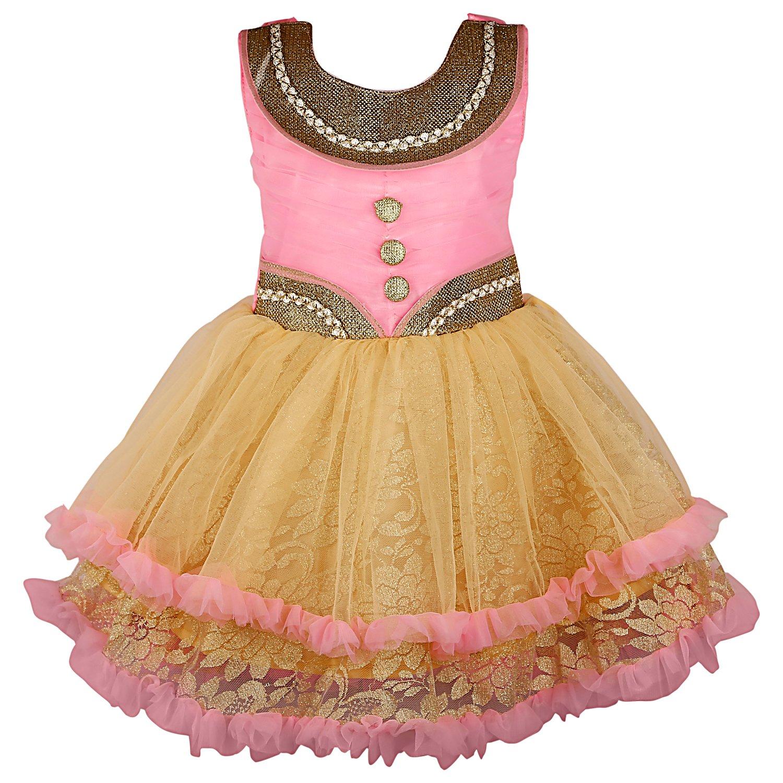 Wish Karo baby girls Party wear frock dress DN69 fr069 Amazon