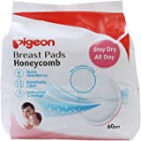 Pigeon Breast Pads Honeycomb 60 Pcs