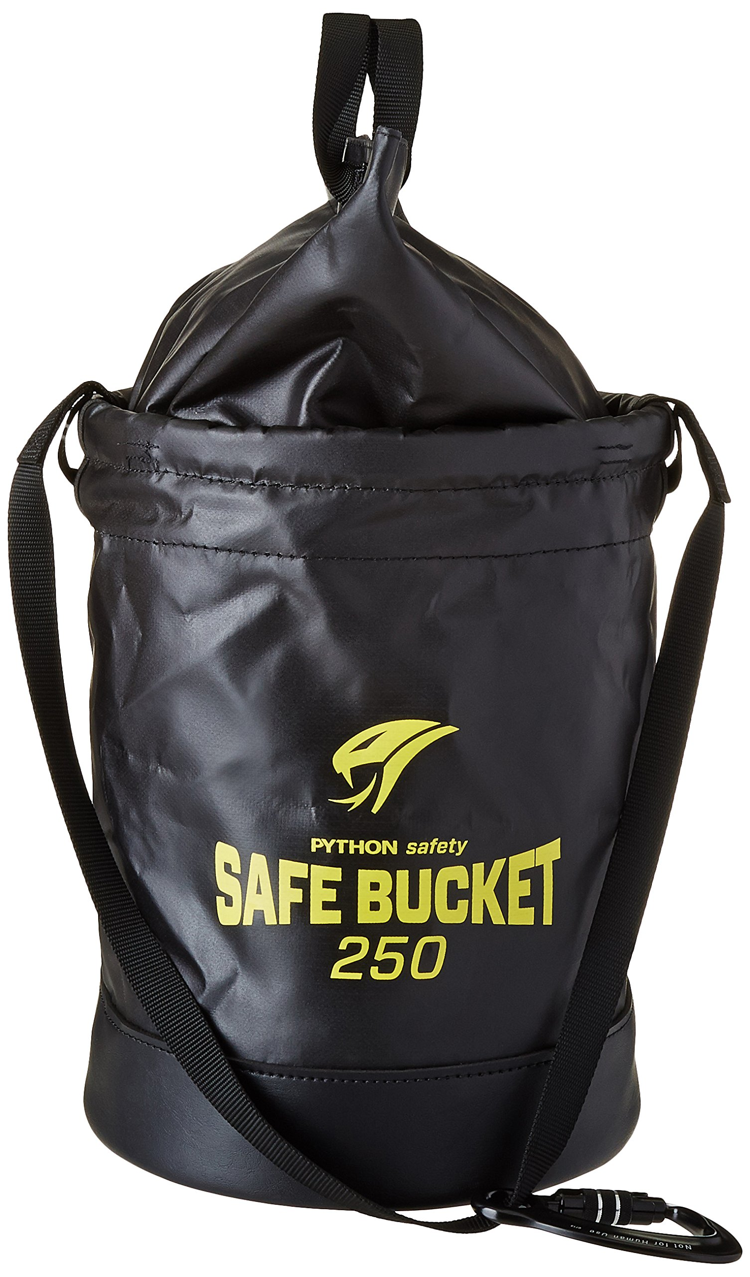 Python WTHBKT250HDL-L  Safe Bucket 250-Pound Load Rate Durahide Hook/Loop