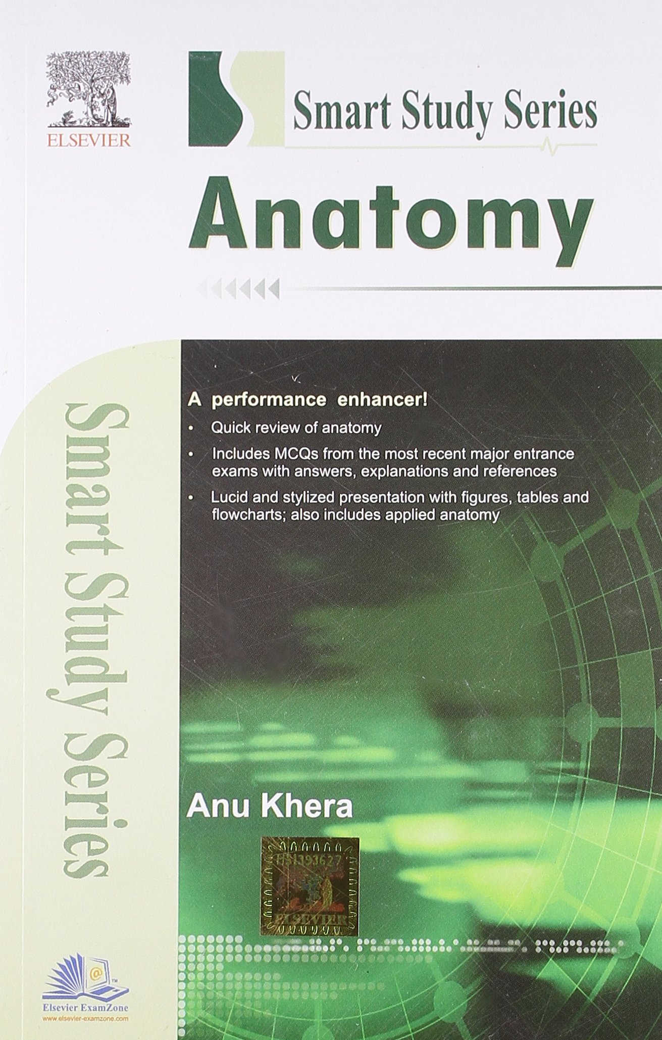 Buy Smart Study Series Anatomy Book Online At Low Prices In India