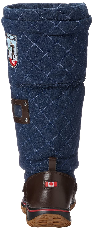 Pajar Women's Grip Boot B00G0J75VC 37 EU/6-6.5 M US|Blue Denim