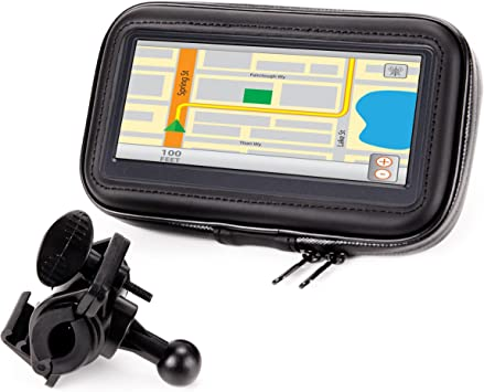 USA Gear GPS Bicicleta Soporte Movil Moto con Manillar Funda ...