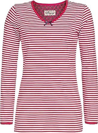 b82037fe999 Ringella Bloomy Women's T-Shirt Red Red - Red - 12: Amazon.co.uk ...