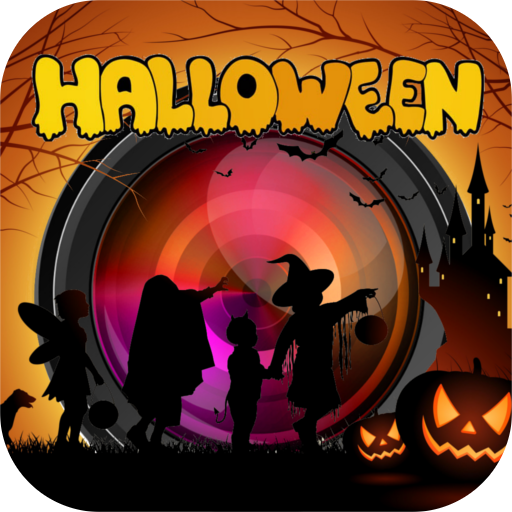 Halloween Photo - make a Trick or Treat pic -