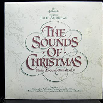 Hallmark Presents Julie Andrews the Sounds of Christmas From ...