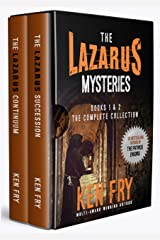 The Lazarus Mysteries: Omnibus Collection Kindle Edition
