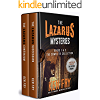 The Lazarus Mysteries: Omnibus Collection