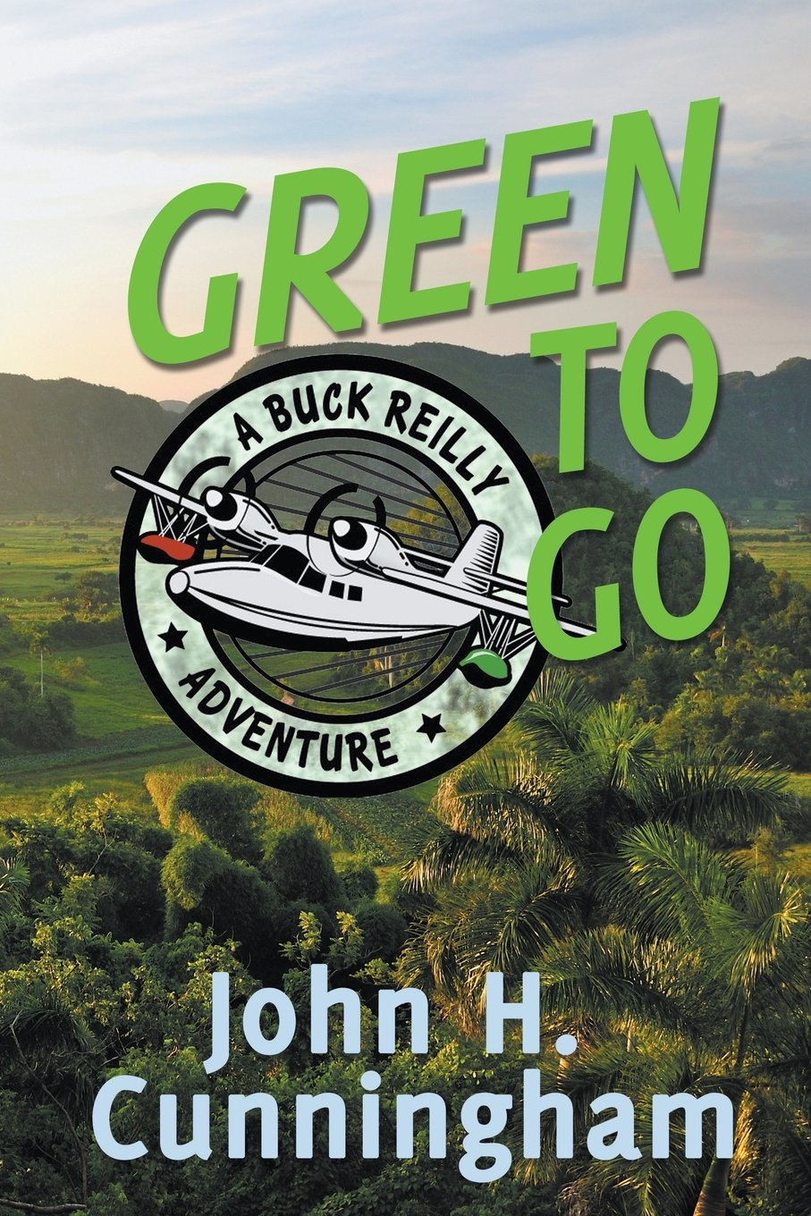 Green Go Buck Reilly Adventure product image