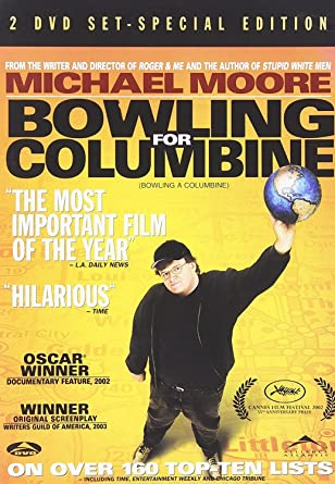 michael moores thesis bowling columbine