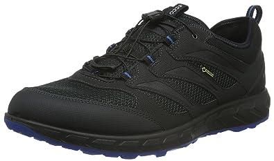 0157cbf8943b Ecco Herren TERRATRAIL Traillaufschuhe, Schwarz (51052black black), 42 EU