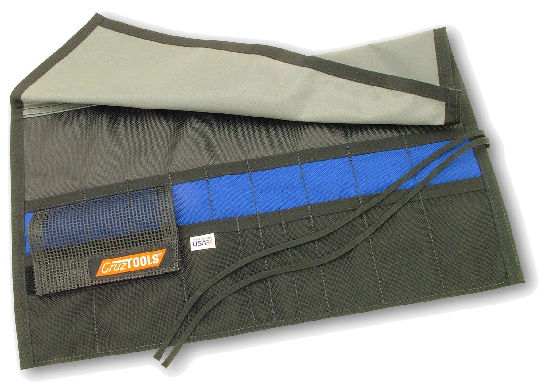 Cruztools (TPOUCH1 Roll-Up Tool Pouch