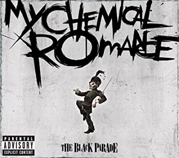 amazon the black parade my chemical romance ヘヴィーメタル 音楽