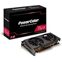 PowerColor Radeon Rx 5700 Xt 8GB GDDR6 Graphics Card, Model Number: AXRX 5700XT 8GBD6-3DH
