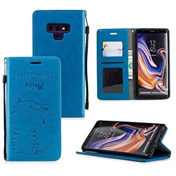 Robinsoni Fundas Compatible con Samsung Galaxy Note 9 Funda ...