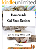 Homemade Cat Food Recipes for the Busy Home Cook