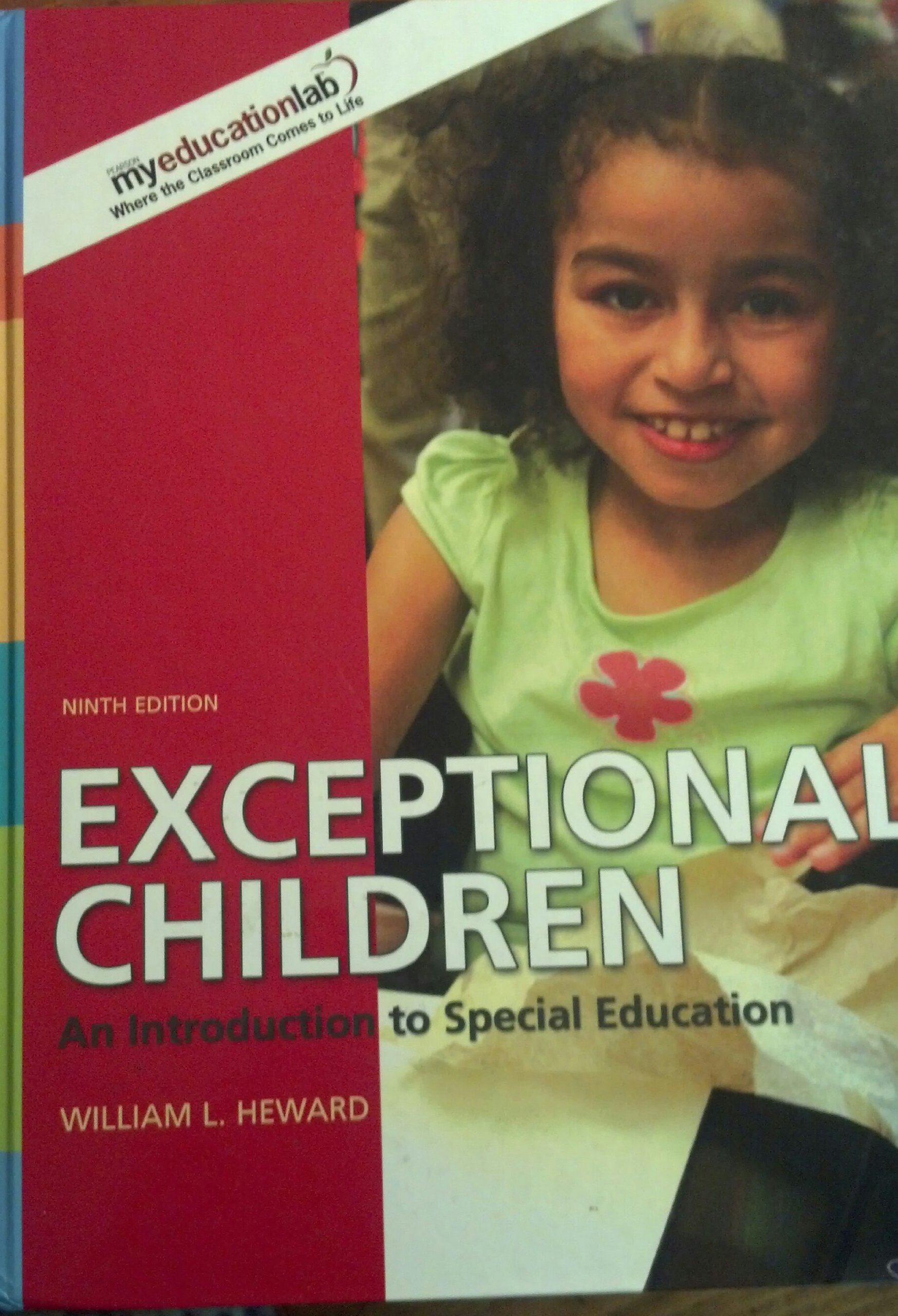 Download Exceptional Children: An Introduction to Special Education 9th (nineth) edition PDF
