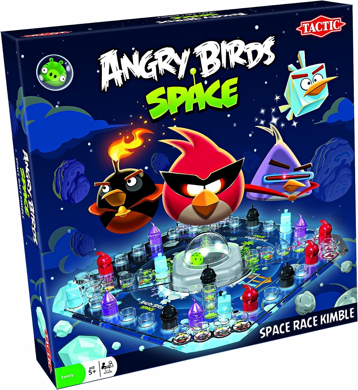 TacTic 940628 Angry Birds Space - Juego de mesa: Amazon.es ...