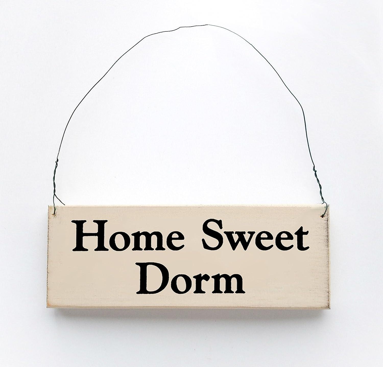 Home Sweet Home dormitorio - cartel de madera hecho a mano ...