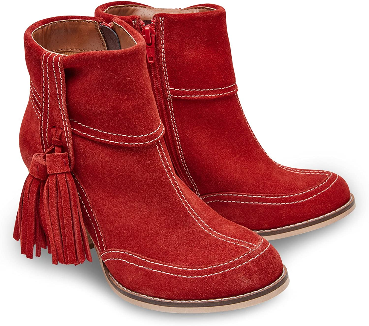 joe browns red boots