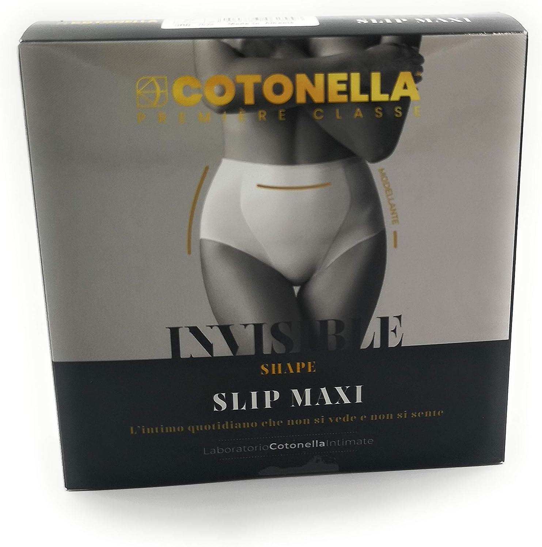 Cotonella Shape Slip Maxi Invisibile con Taglio Laser Senza Cuciture Art 8618