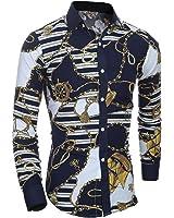 LeNG Slim Men Long Sleeve Shirt Plaid Male Tops Shirt Fashion Mens Dress Shirts Slim Large Size XXL Cool