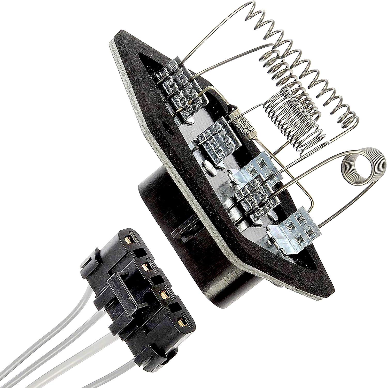 DORMAN 973-013 BLOWER /& FAN MOTORS Blower Motor Resistor