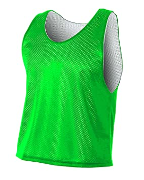 5192a988af6 Mid Reversible Mesh Pinnies for Lacrosse