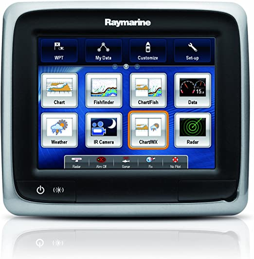 Raymarine a65 Multifunction Display - Electrónica náutica (Radio ...