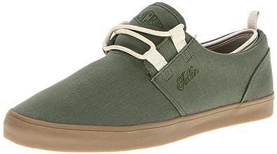 7310a66553ed9 Fallen Men's Capitol Skate Shoe, Surplus Green/Gum, 5 M US: Buy ...