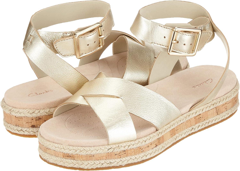 CLARKS Botanic Poppy Womens Sandals