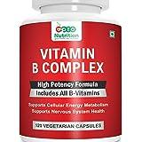 ProNutrition B Complex Vitamins, 120 Veg Capsules