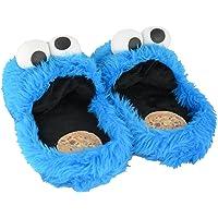 Estados Labels 0119988 - Sesame Street - Zapatillas Cookie Monster - Talla XL (44/46)