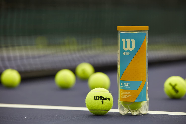 Wilson Sporting Goods Prime All Court Tennis Ball