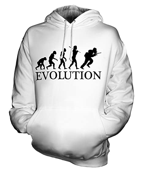 Review CandyMix Unisex Speedball Evolution of Man Mens/Womens Hoodie