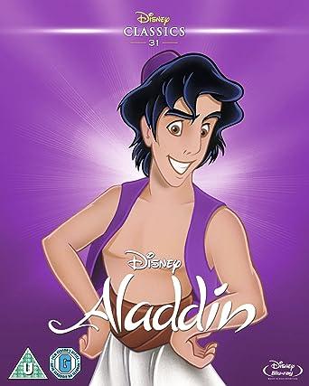 Aladdin [Reino Unido] [Blu-ray]: Amazon.es: Personajes ...