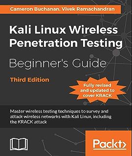 Amazon com: BackTrack 5 Wireless Penetration Testing Beginner's