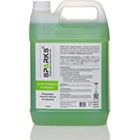 SPARKS Super Strength Degreaser (5 Litres) | Free 500ml Empty Bottle with Spray Top