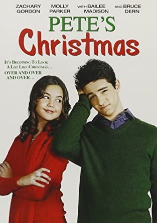Petes Christmas.Amazon Com Pete S Christmas Zachary Gordon Molly Parker