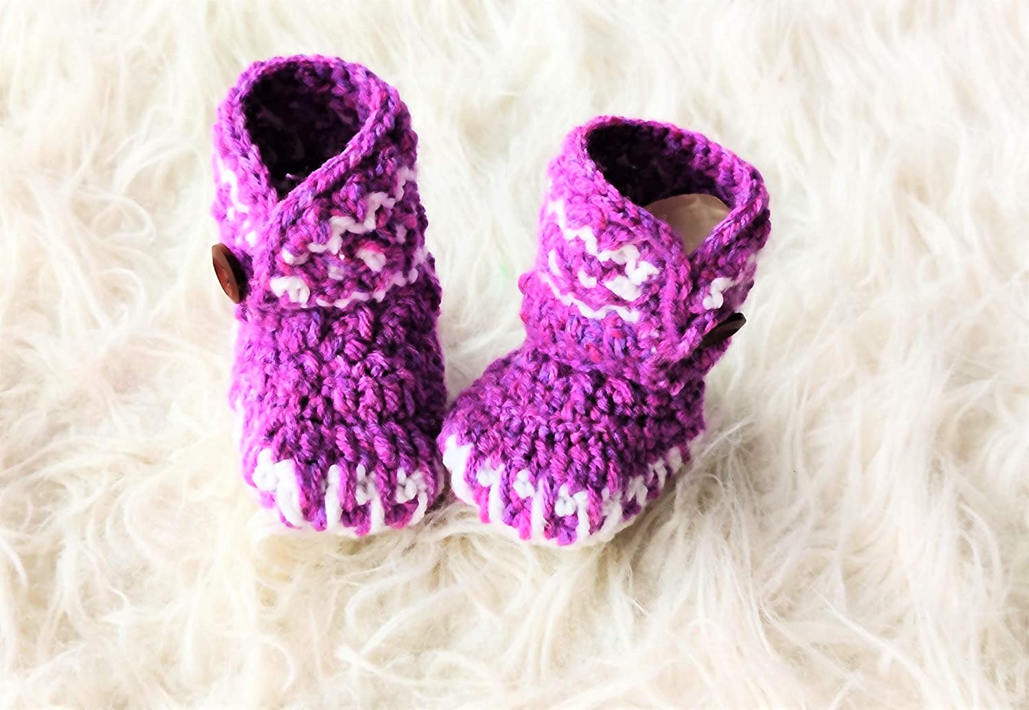 Handmade winter baby Boots, Baby shoes
