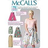 Butterick  Patterns M7129 Misses' Skirts, Size B5 (8-10-12-14-16)