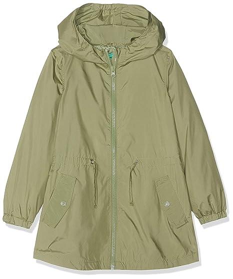 28b968048de10 UNITED COLORS OF BENETTON Jacket Blouson Fille  Amazon.fr  Vêtements ...