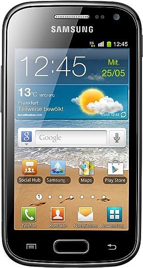 Samsung Galaxy Ace 2 (i8160) - Smartphone Libre Android (Pantalla ...