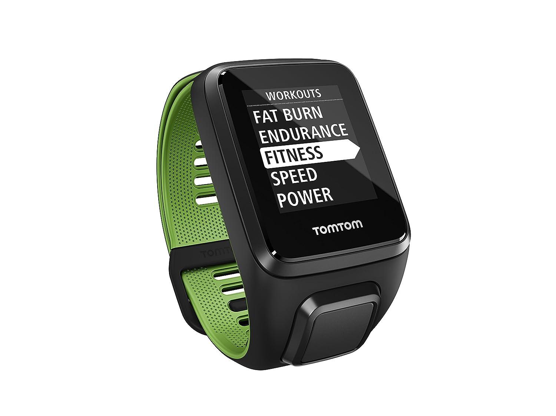 4542611cd1e Relógio TomTom Runner 3 com GPS