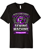 Funny Sewing T Shirt Quilting Shirt for Women