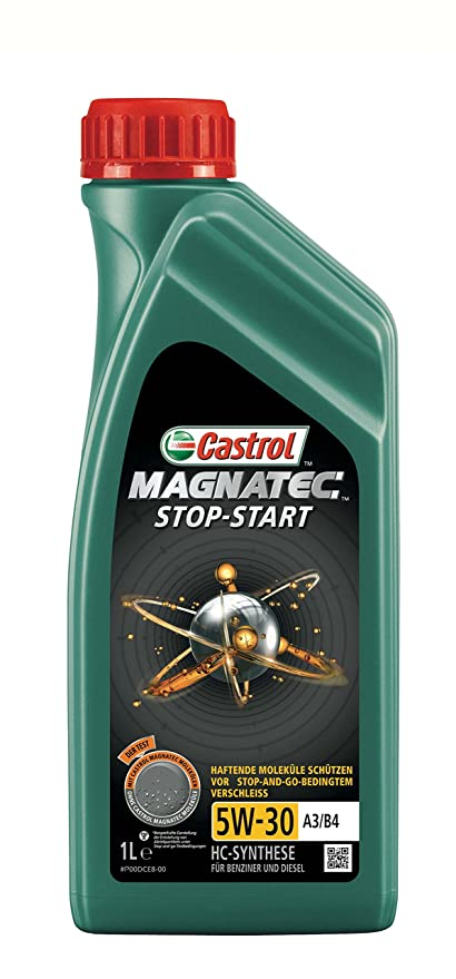 Castrol MAGNATEC Stop-Start - Aceite de Motor 5W-30 A3/B4