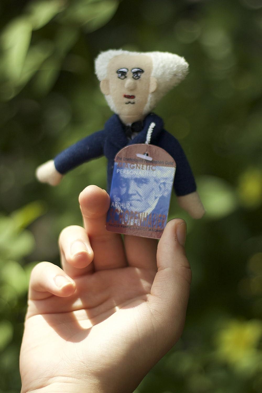 Julius Caesar Finger Puppet /& Fridge Magnet