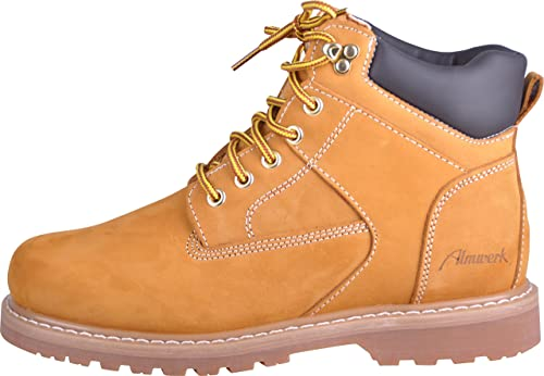 detailing utterly stylish cute Almwerk, robuste Scarpe Autunnali/Invernali, Unisex, con o ...